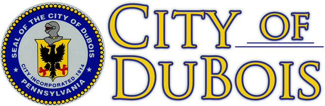 City of DuBois |  » Downloads